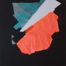 le marchand de cocotte en papier 80x100 2014